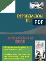 depreciaci+¦n de bienes