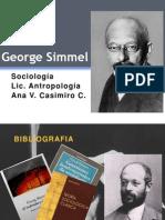 Introducción a Simmel