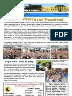 Newsletter 27.09.12