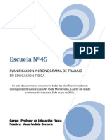 Clases Escuela 45