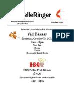 BelleRinger - October 2012