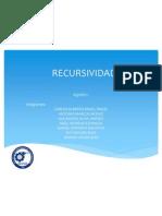 2. recursividad