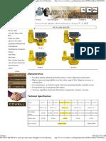 PD FLOW METER-Flow Meter,Gas Meter,Meter-Shanghai Cowell Machinery Co