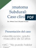 Caso Clinico de La Semana 1