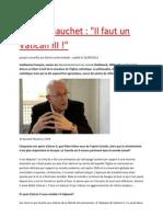 Marcel Gauchet Devreux 8