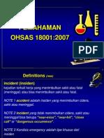 Materi-OHSAS 18001