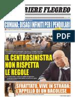 Corriere Flegreo 27 Settembre 2012