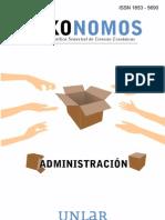OIKONOMOS A2V2 Administración