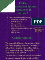 Very Good Advanced Slides of GSM