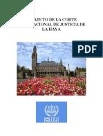 Estatuto de La Corte Internacional de Justicia de La Haya