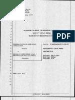 070423 Defendant's Trial Brief