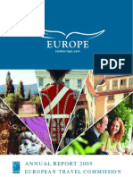 Annual Report 2005 European Travel Commission