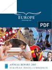 Annual Report 2007 European Travel Commission