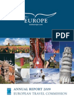 Annual Report 2009 European Travel Commission
