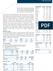 Market Outlook 270912