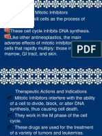 Mitotic Inhibitors