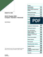Users Manual WinCC Flexible en-US