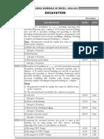 Final CIDCO Schedule(10-11)