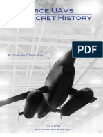 Air Force UAV History