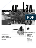Labour Law 2
