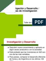 TIA02 Lineas de Investigacion