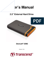 Manual Sj25m2 En