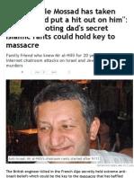 Mossad [Saad Al-Hilli] - French Alps Shooting; Islamic Rants of Saad Al-Hilli Could Hold Key to Massacre - Mirror Online