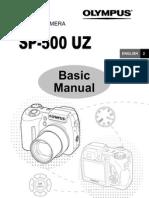 Camera Manual Bman Sp500uz e