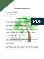 Discurso Sobre La Contaminacion Ambiental Contaminación