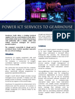 Power ICT Services to Gearhouse