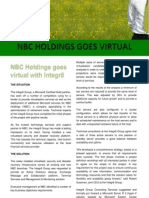 NBC Holdings goes virtual with Integr8