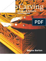 Chip Carving Design and Pattern Sourcebook
