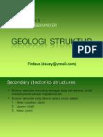 03. Struktur Sekunder