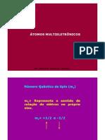 atomos multieletronicos