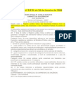 REGIME JURIDICO SERV PUB CIVIS PA Lei Estadual nº 5810 94