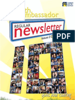 'Youth Ambassador Regular Newsletter' Issue 2 2008