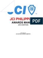 2012 National Awards Committee Manual