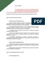 Revisao de Teorias e Sistemas de Psicologia Para Np1