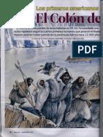 Hipótesis Solutrense, síntesis (revista Muy Interesante)