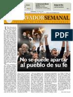 Observador Semanal del 27/09/2012