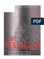 Nicholas Hagger - The Syndicate, The Story of the Coming World Government (2004)