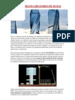 El Rascacielos Giratorio de Dubai