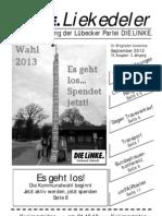 Zeitung September 2012