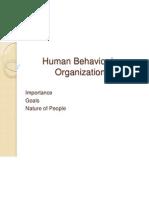 22251502 Human Behavior in Organization