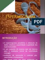 Espermogra Pronto Pra Apresentar