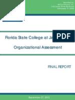 FSCJ's MGT report