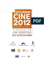 Tucumán Cine 2012