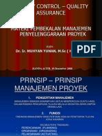 Presentasi Kadis PU