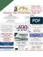 2012 Soakum Festival Page