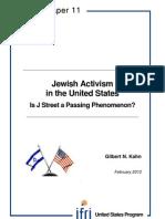 Is J Street a Passing Phenomenon?